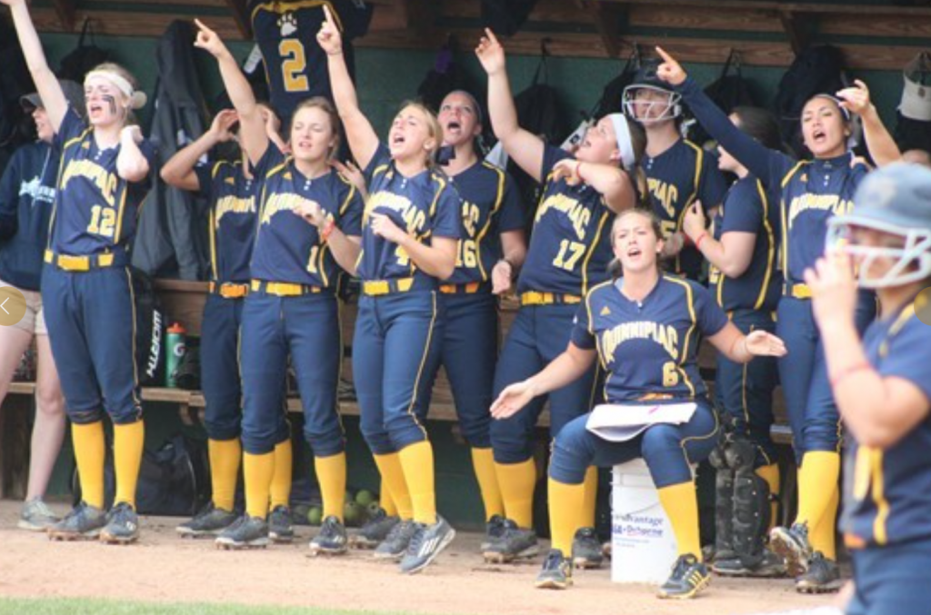 Herzog, Long leads Quinnipiac to double header sweep over Rider