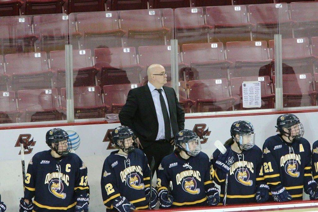 Court docs: Ex-Quinnipiac women's ice hockey coach Rick Seeley abused players since 2009-2010