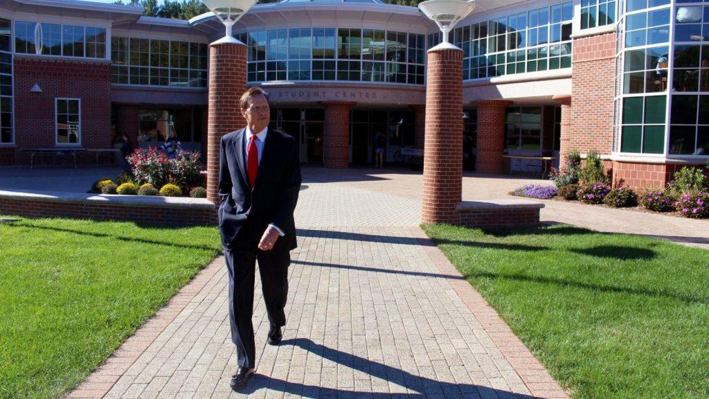 President Lahey to retire from Quinnipiac in 2018