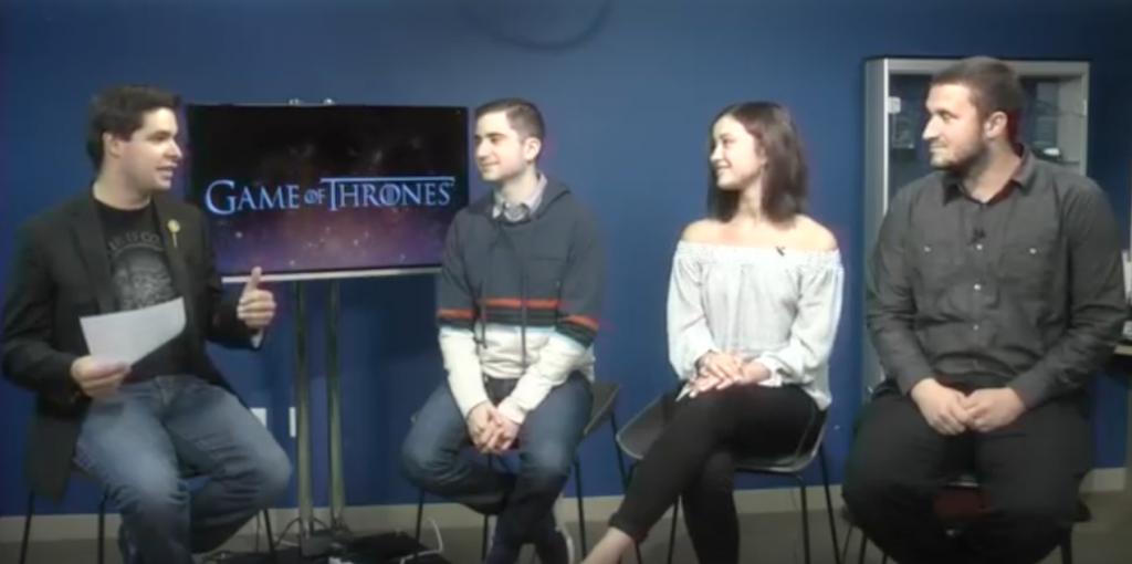 TMA: Game of Thrones Discussion
