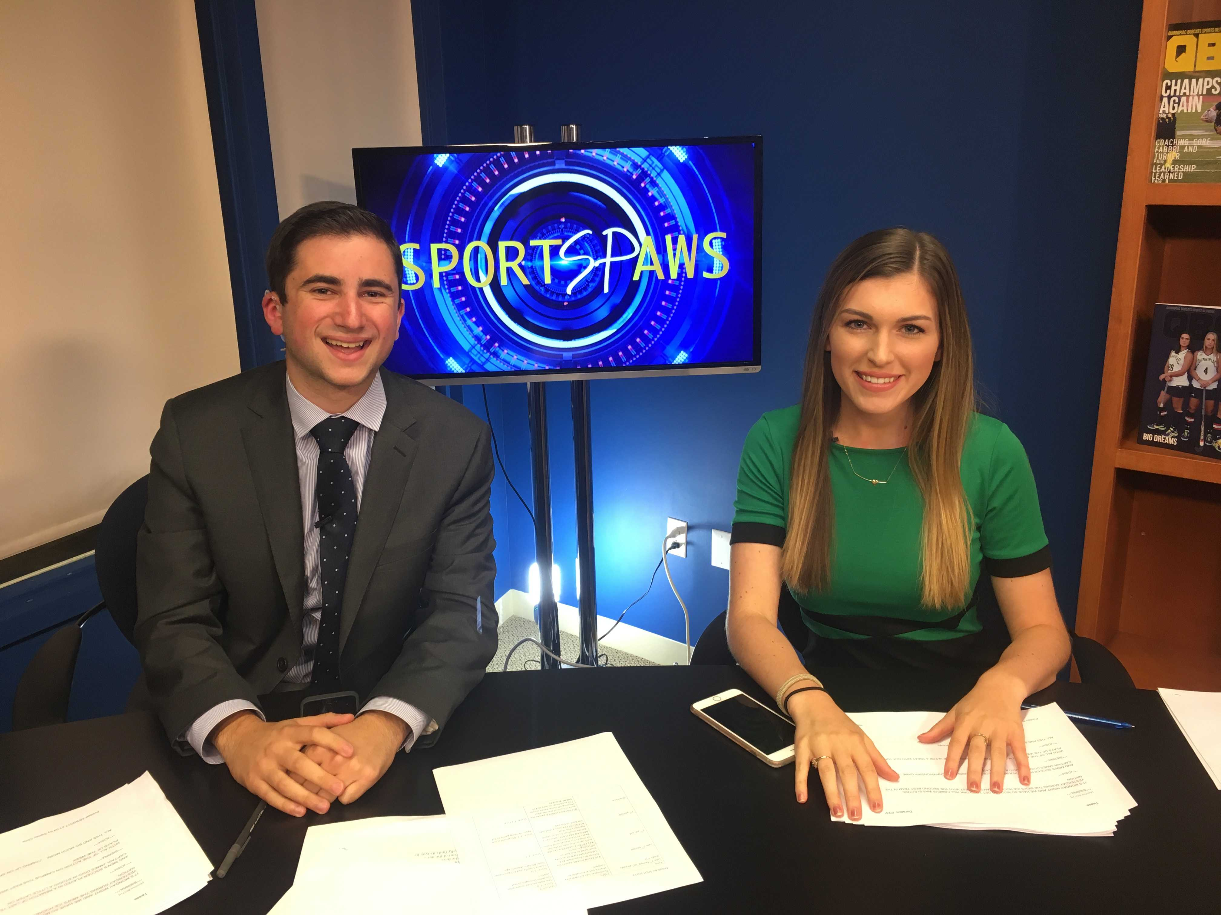 Sports Paws: 10/9/17