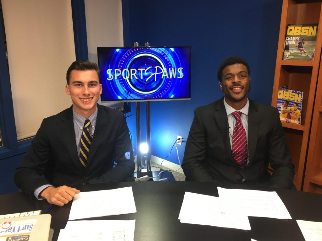 Sports Paws: 10/16/17