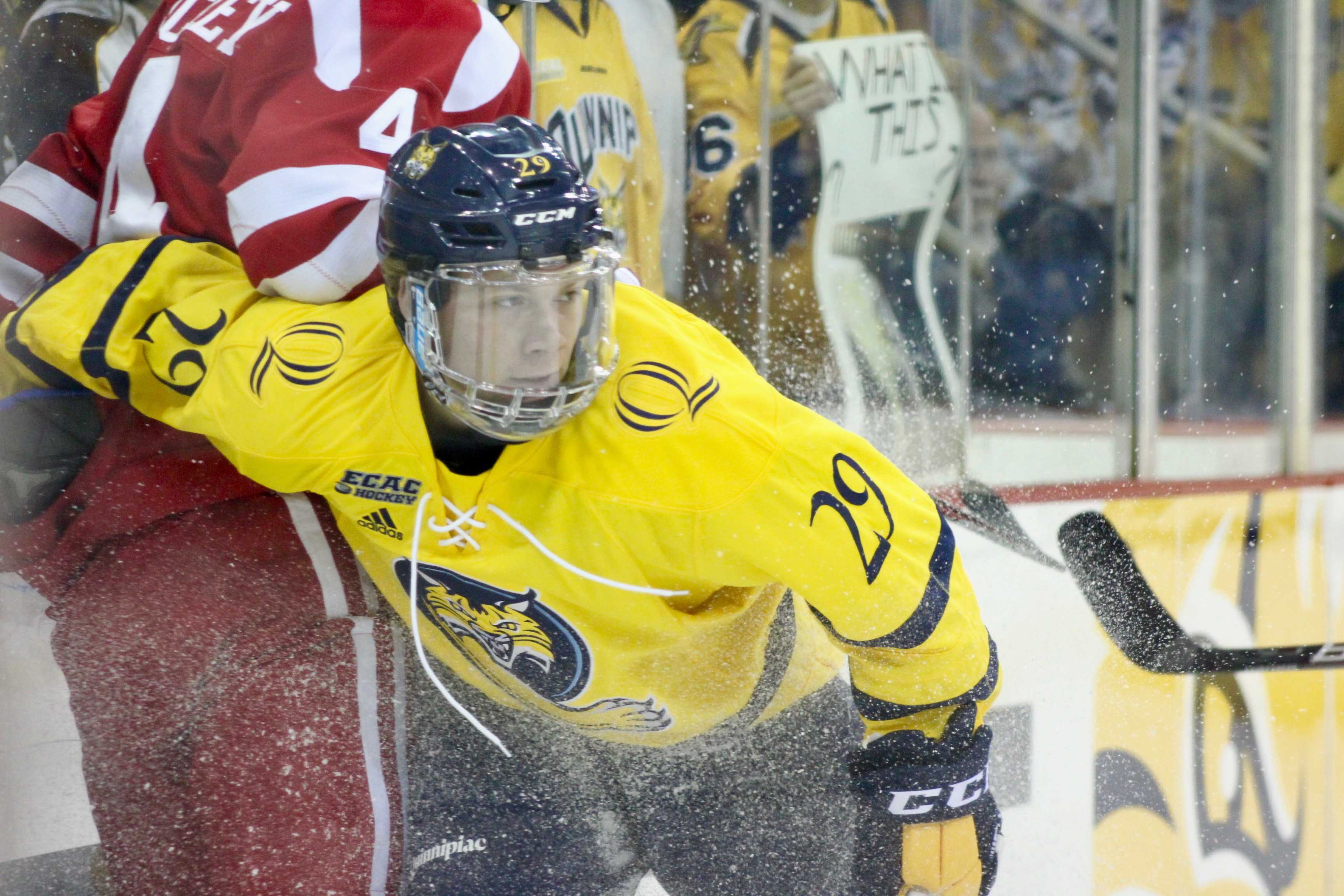 Odeen Tufto and Tanner Macmaster shine in No. 17 Quinnipiac's first win of the season
