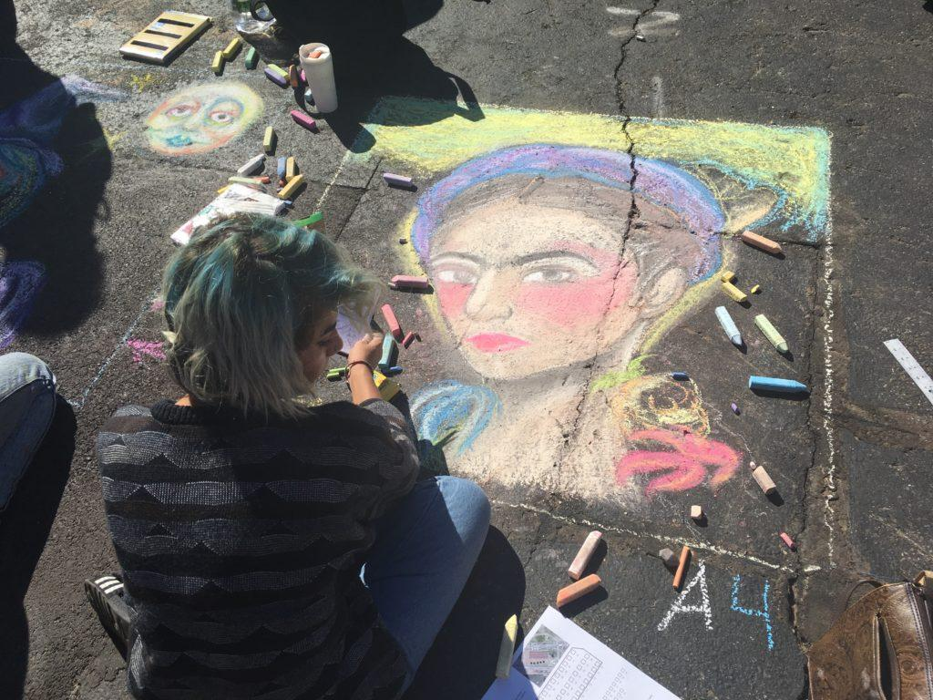 Chalk Art Festival Returns to New Haven