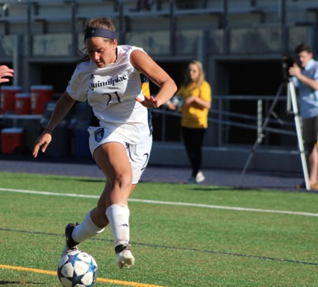 Quinnipiac womens soccer ties Manhattan 1-1 in its home finale