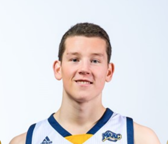 Australia native Jacob Rigoni is ready to begin his collegiate career with Quinnipiac mens basketball
