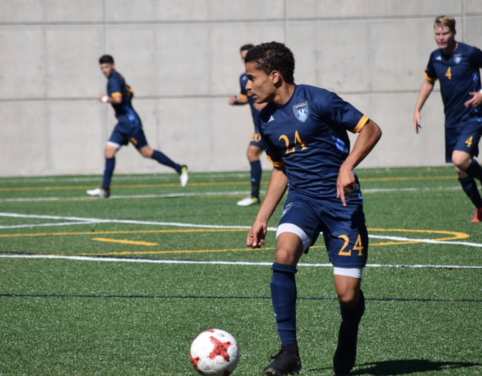 Four Quinnipiac men's soccer players named to All-MAAC teams