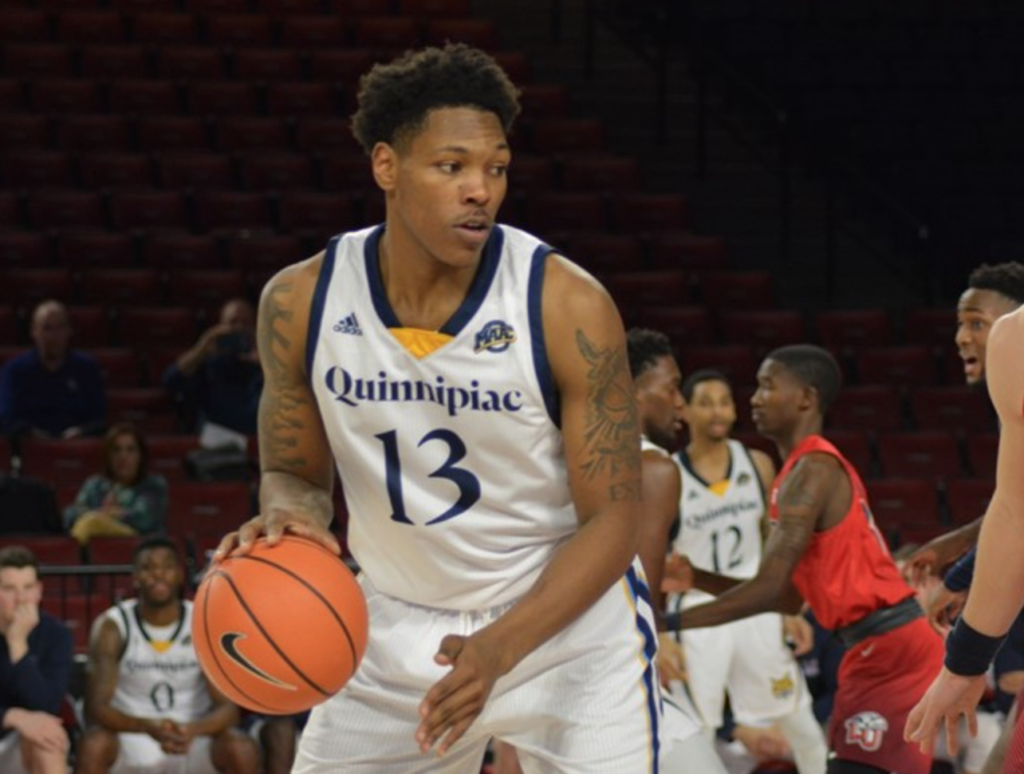 Black Bears catch fire from downtown as the Bobcats' comeback effort falls short