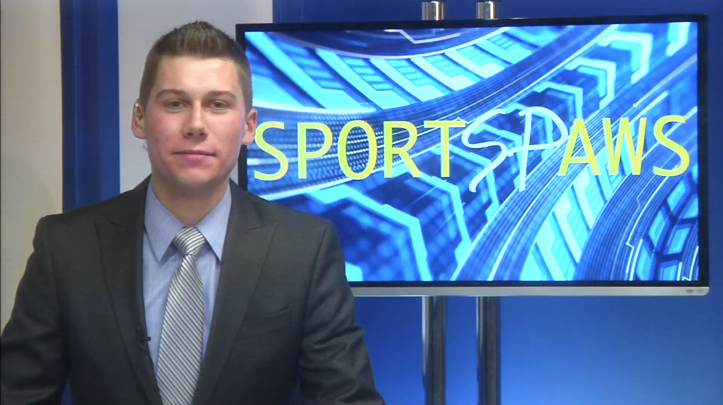 Sports Paws: 11/27/17