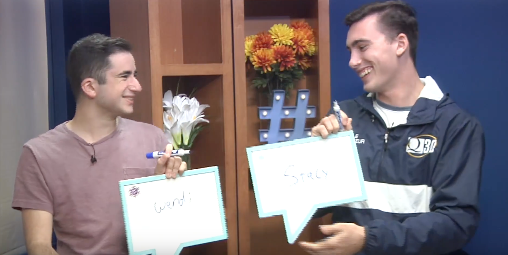 #THAT: Roommate Newlywed Game