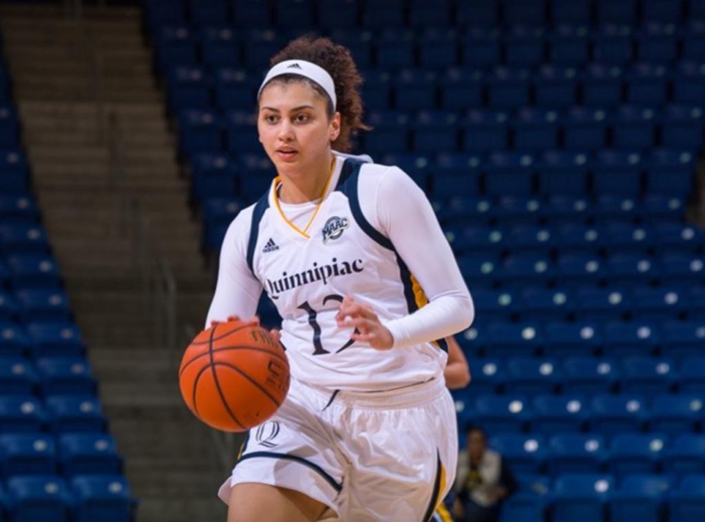 Quinnipiac womens basketball defeats Dayton 72-66 in mid-major showdown