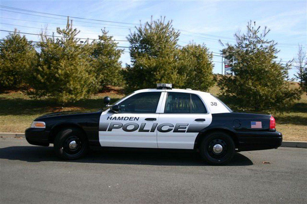 Photo Courtesy: Hamden Police Department