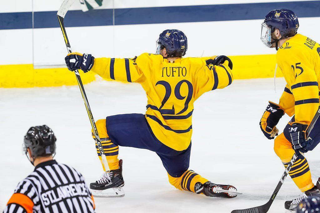 Quinnipiac defeats Yale 4-1 in game two, advances to quarterfinals