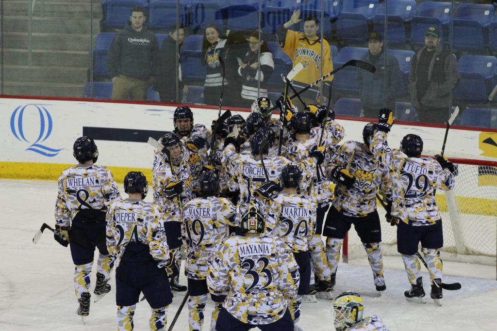 Bobcats roar for four, take down No. 3 Clarkson