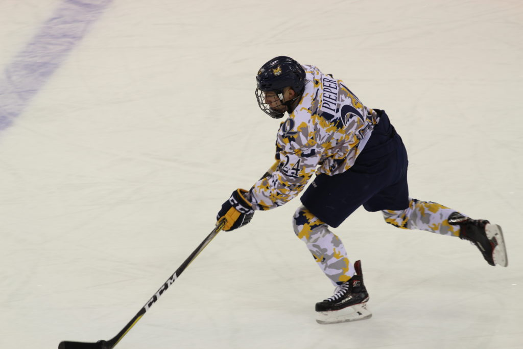 Quinnipiac downs Saint Lawrence 5-2, moves up in ECAC Hockey standings