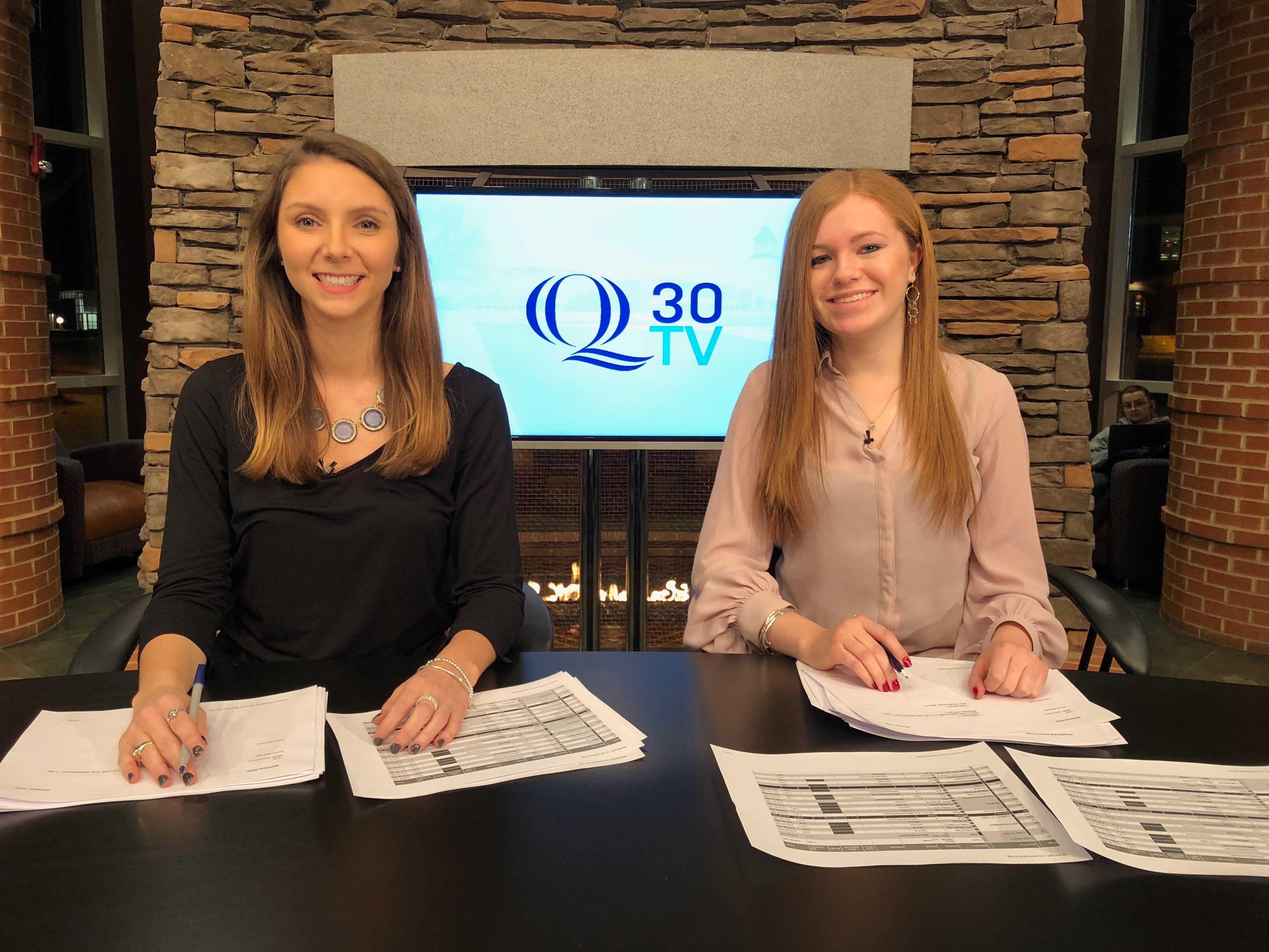 Q30 Newscast: 1/31/2018