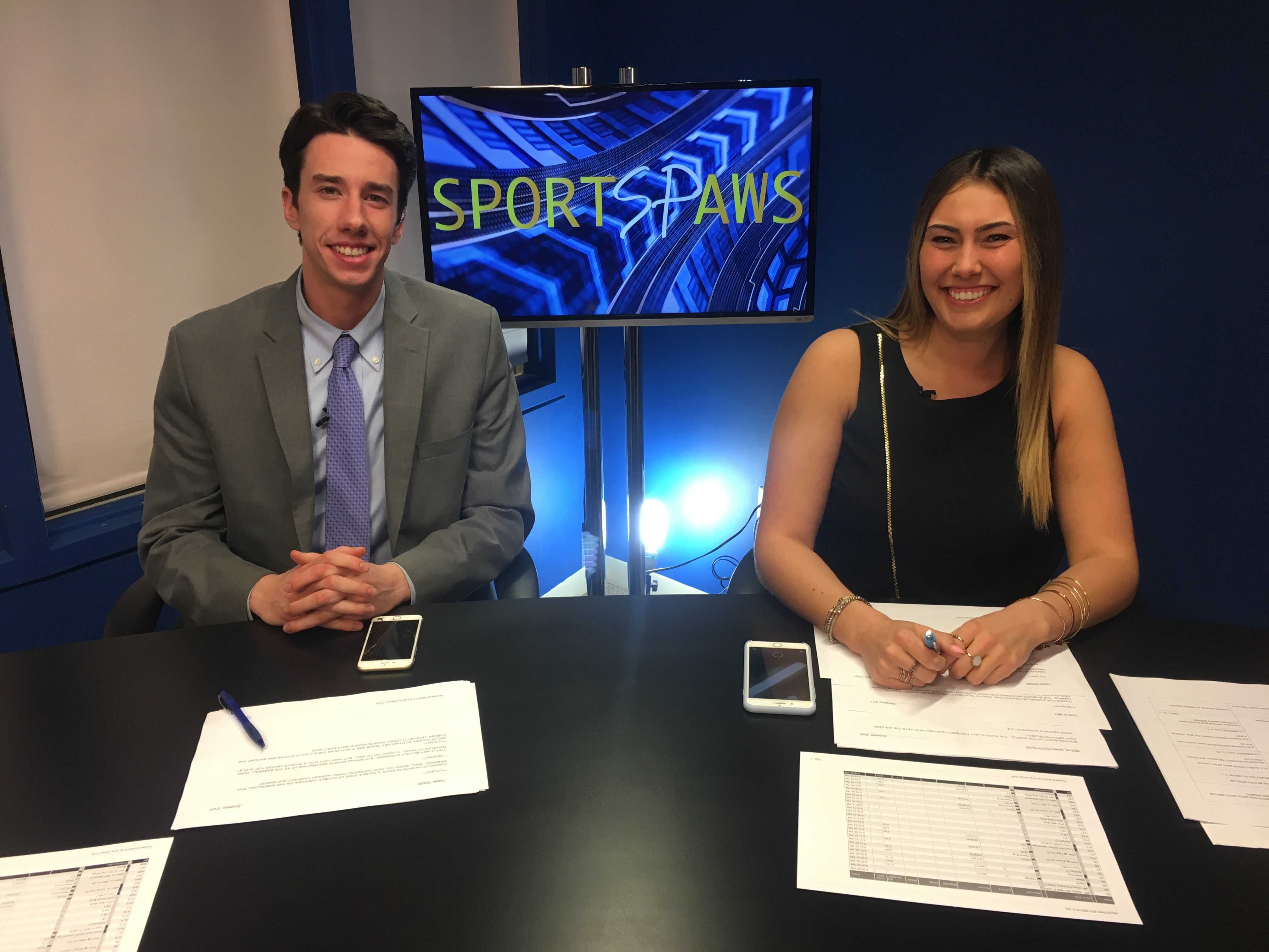 Sports Paws: 2/19/18