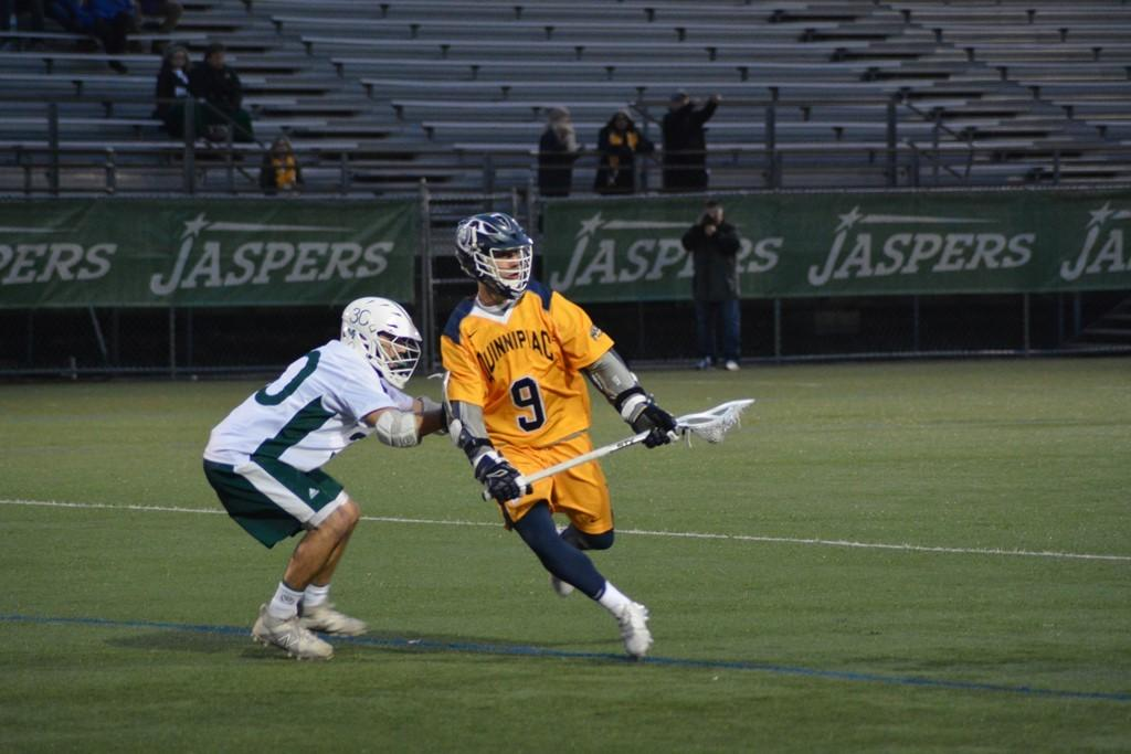 Quinnipiac loses 13-12 in OT game against UMass Lowell to open season