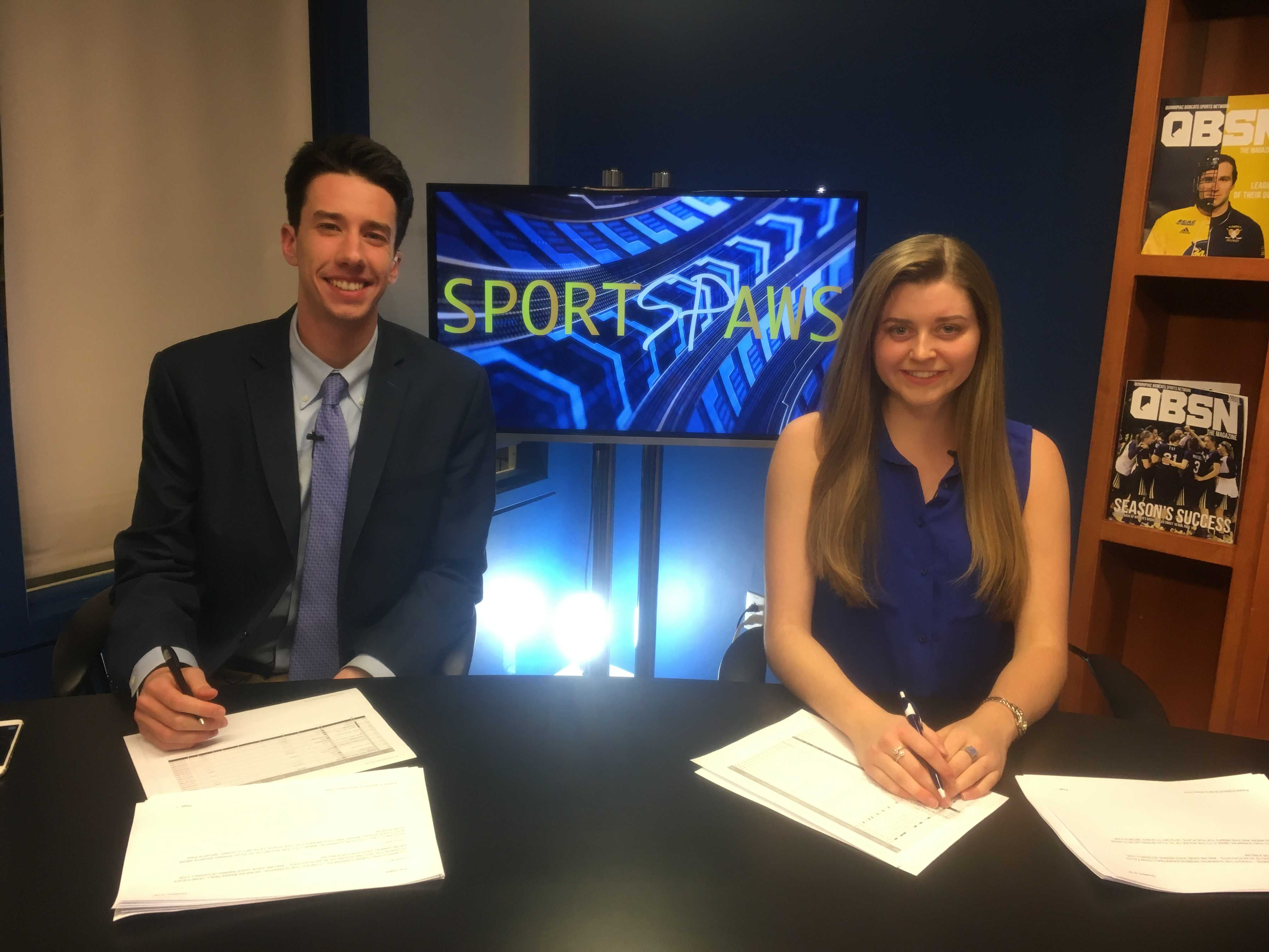 Sports Paws: 3/19/18