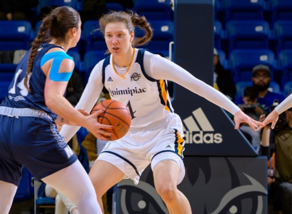 Quinnipiac womens basketball takes care of business against Monmouth in MAAC Tournament Quarterfinals