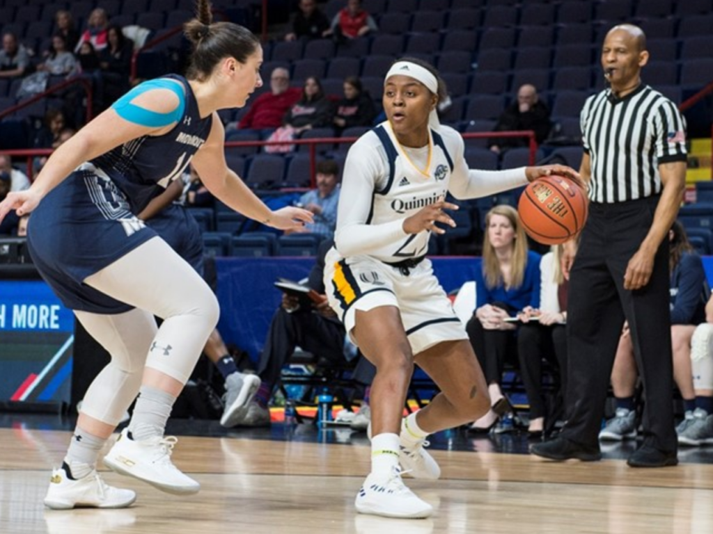 Preview: Quinnipiac womens basketball faces Rider in MAAC semifinal in a championship game rematch
