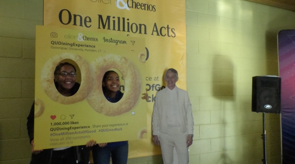 One Million Acts of Good