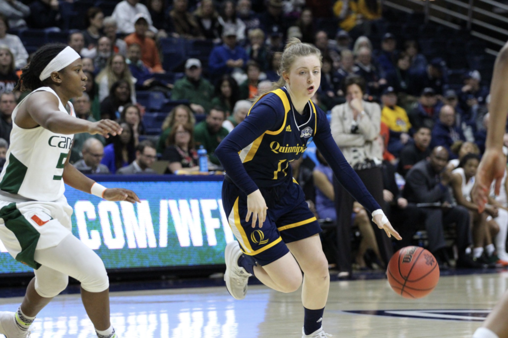 Quinnipiac stuns Miami in NCAA Tournament back-to-back years, advances to Second Round
