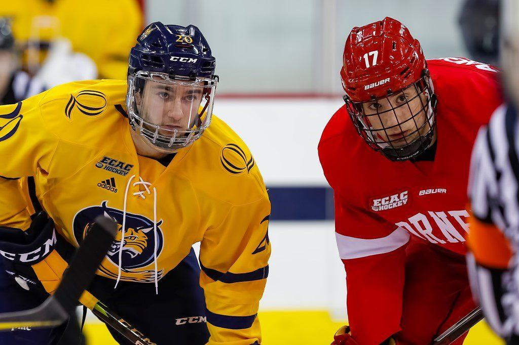 Quinnipiac vs Cornell Game 2 Preview Video