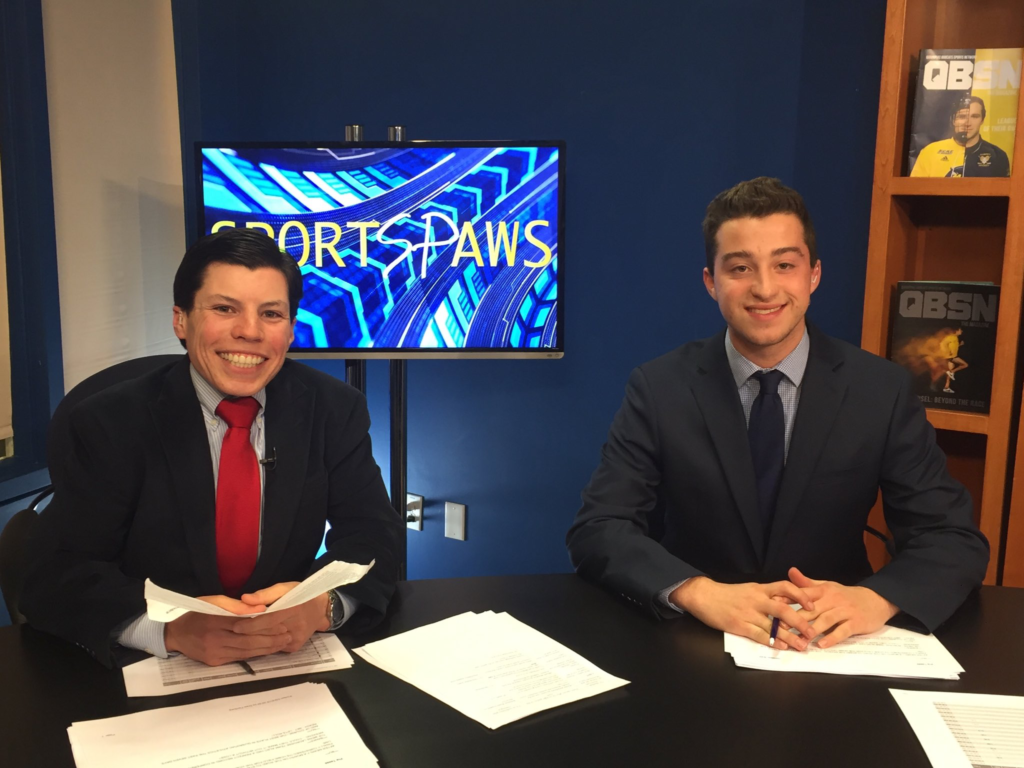 Sports Paws: 4/9/18