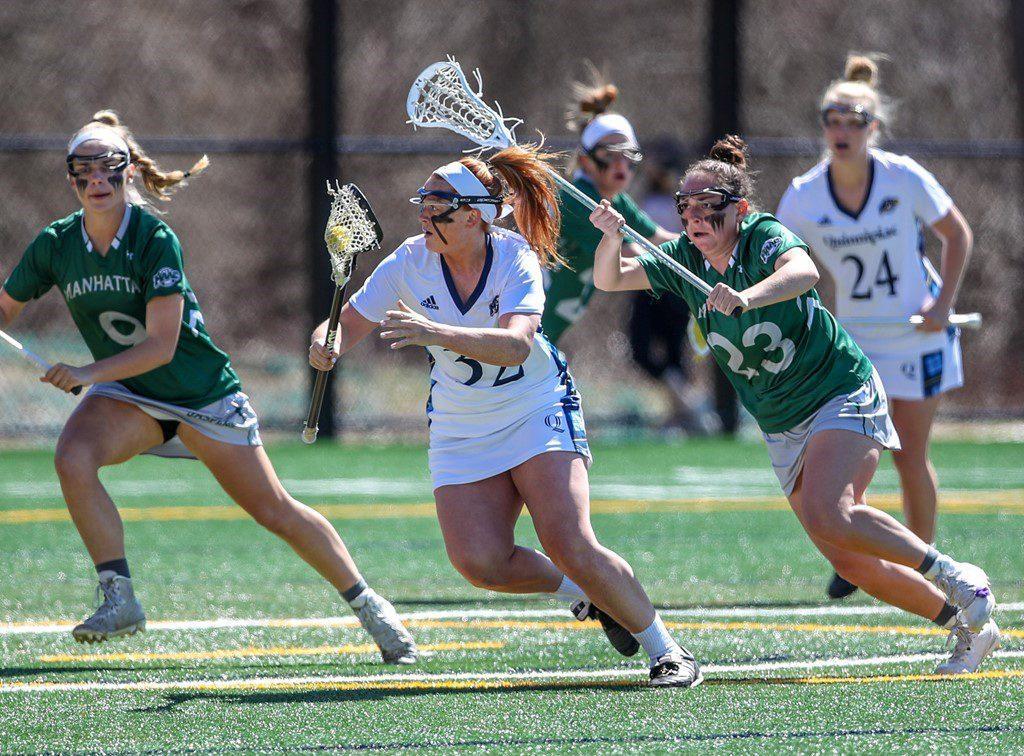 Quinnipiac womens lacrosse comeback attempt falls short again