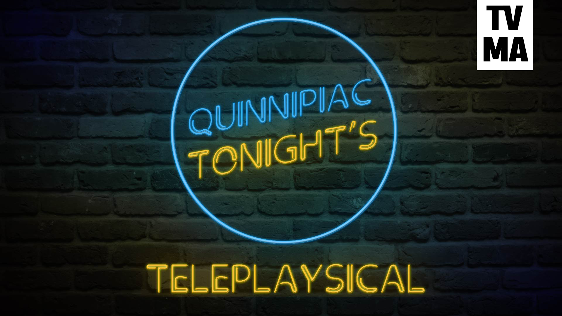 Quinnipiac Tonight: TELEPLAYSICAL! S4:E12