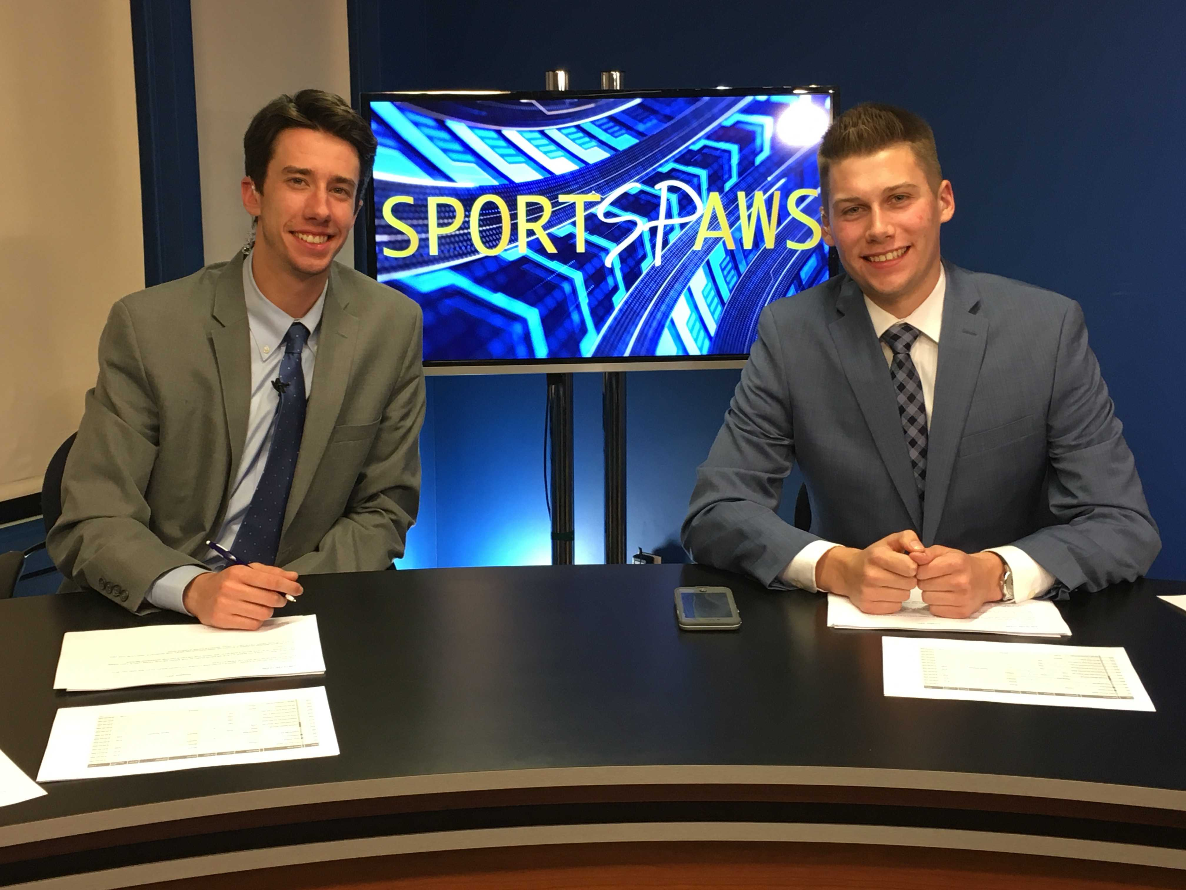 Sports Paws: 4/30/18