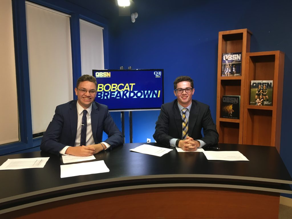 Shane Dennehy and Mike Reilly analyze on Bobcat Breakdown.