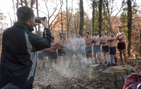 New Blue Rugby's revealing photoshoot benefits team and veterans