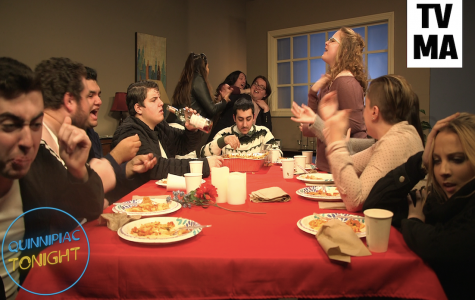 Quinnipiac Tonight: Italian Thanksgiving