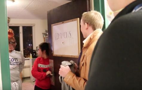 Quinnipiac Tonight: Dorm Trick-or-Treating