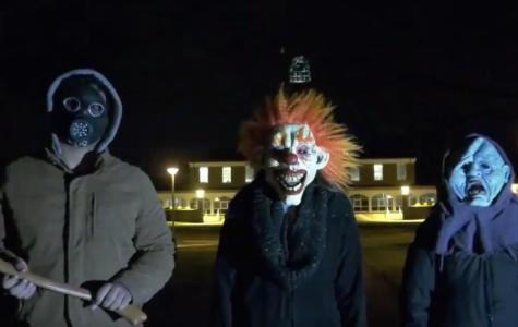 Quinnipiac Tonight: Scare Cam