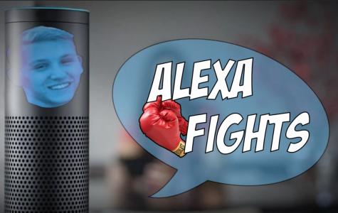 Quinnipiac Tonight: Alexa Fights