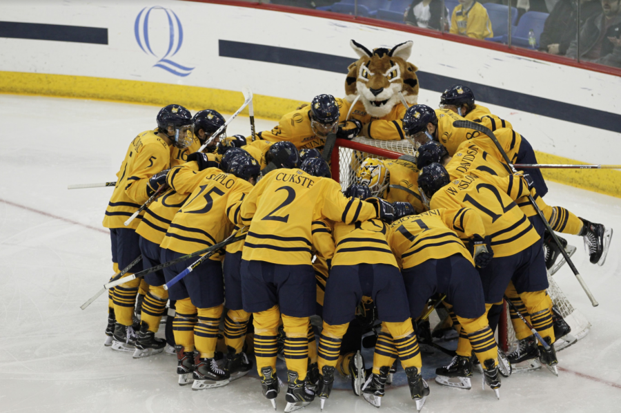 Photo+Courtesy%3A+Liz+Flynn%2FQuinnipiac+Bobcats+Sports+Network