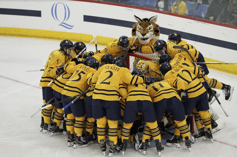 Photo Courtesy: Liz Flynn/Quinnipiac Bobcats Sports Network