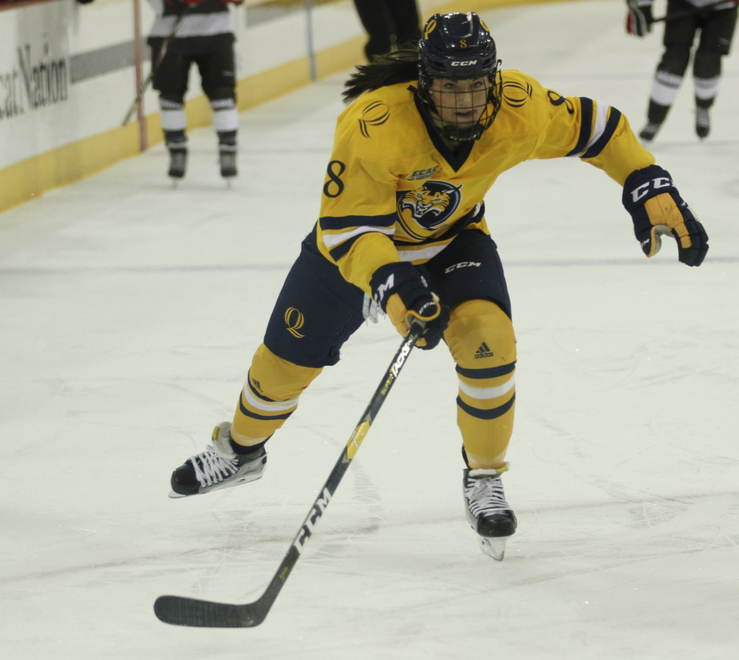 Photo Courtesy: Liz Flynn/Quinnipiac Bobcats Sports Network