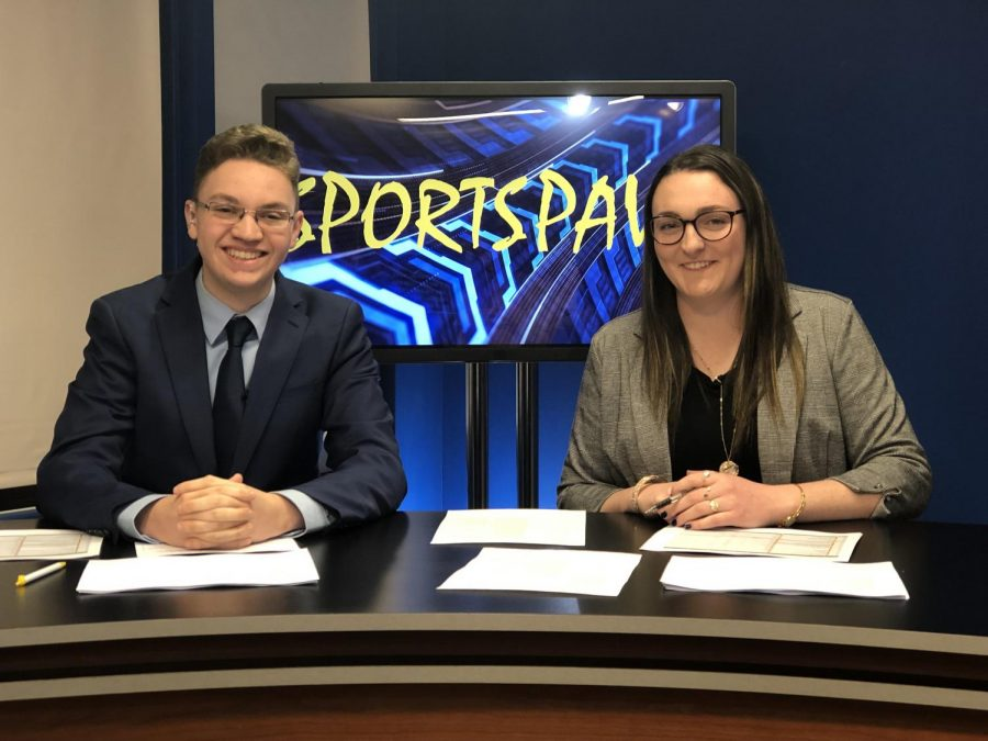 Sports Paws: 4/1/19