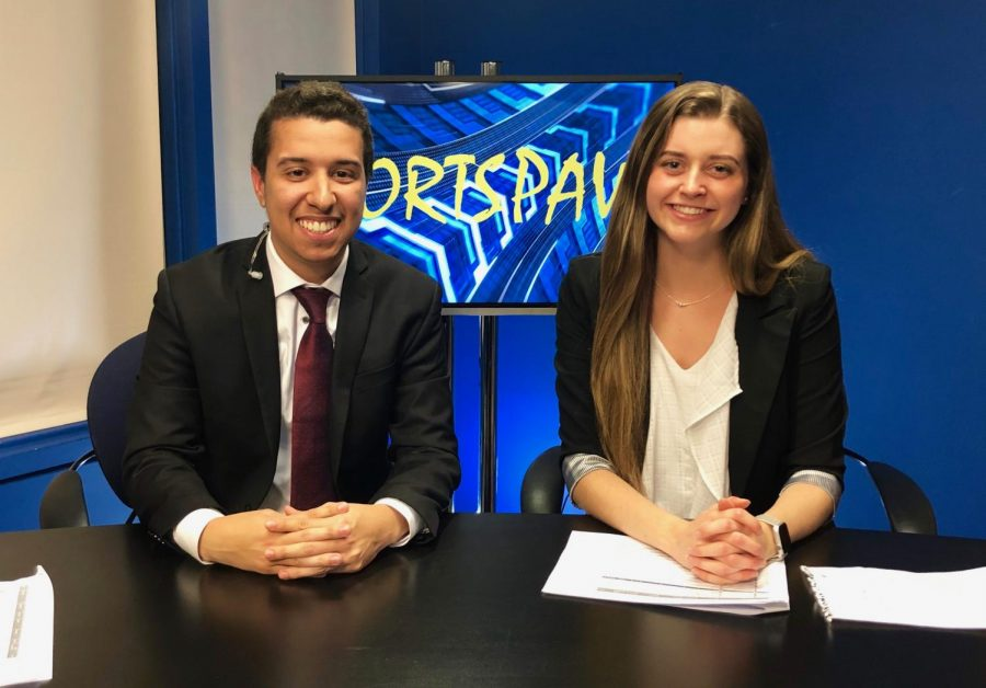 Sports Paws: 4/22/19