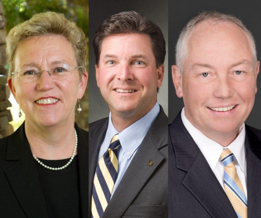 Three members of Quinnipiac Presidential Cabinet announce departure