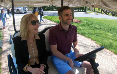 On the Road with President Judy Olian
