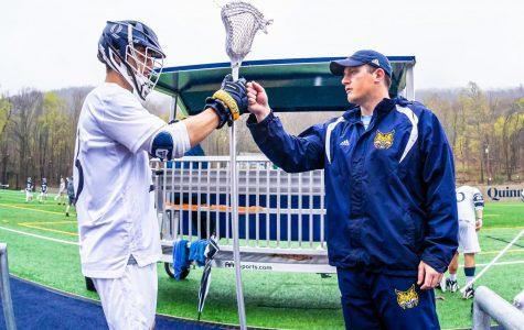 Quinnipiac names Mason Poli head men's lacrosse coach