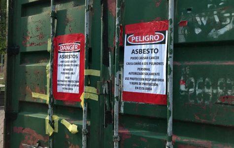 Asbestos found in Residence Halls under renovation