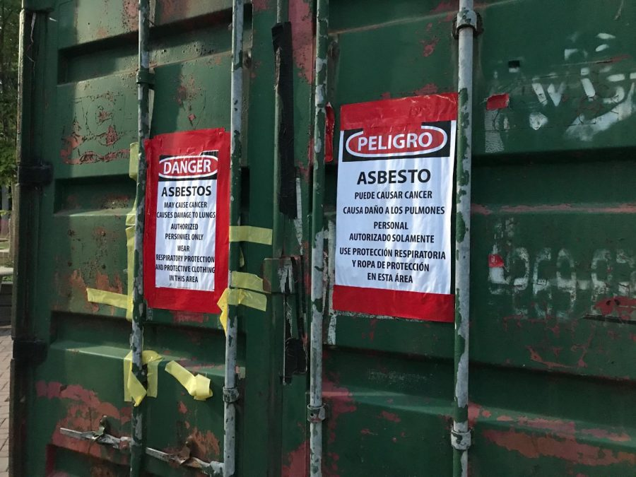 Asbestos+found+in+Residence+Halls+under+renovation