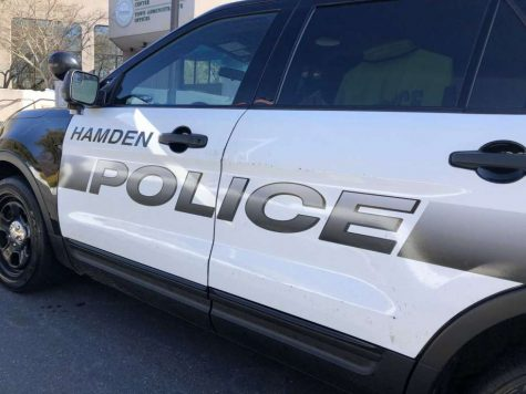 Hamden police participate in distracted driving enforcement