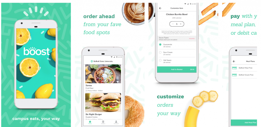 Boost, the online ordering app to launch in mid Sept.